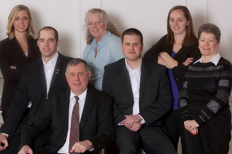 About Our Agency - Family-Stark Insurance Agency Team